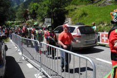 Finhaut - Tour de France