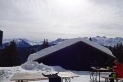 Sortie à Ski